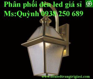 Đèn Vách Đồng VĐ 6023