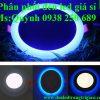 Đèn Led Âm Trần 3 Chế Độ 3W +2