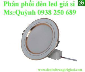 Led Âm Trần AV 09 3Màu