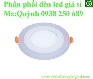 Led Âm Trần AT88 - 3+6w