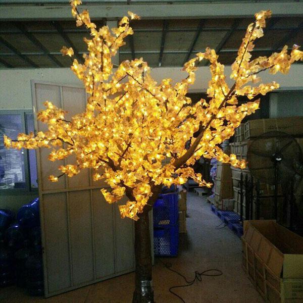 Cây Lá Phong LED