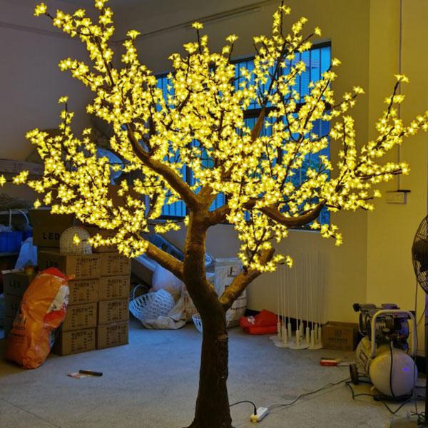 Cây Hoa Đào - Hoa Mai LED