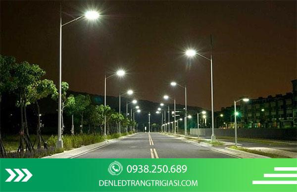 Đèn đường led, đèn led đường phố, đèn led chiếu sáng đường phố, giá đèn đường led, đèn led đường phố giá rẻ